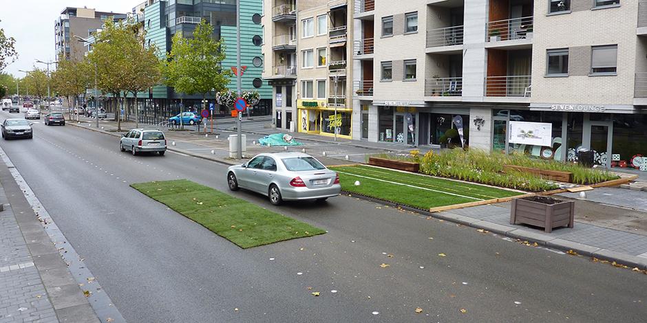 Het ideale straatprofiel
