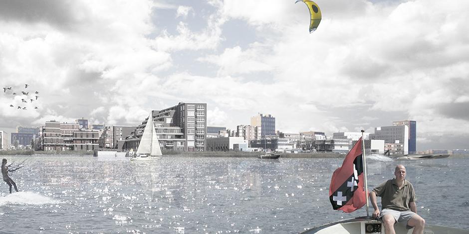 'Weg met de Afsluitdijk?' ontwerpend onderzoek