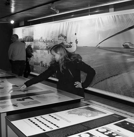expositie: 'Weg met de Afsluitdijk?' geopend