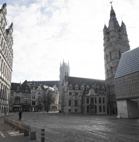 start Integraal Plan Openbaar Domein voor de Stad Gent