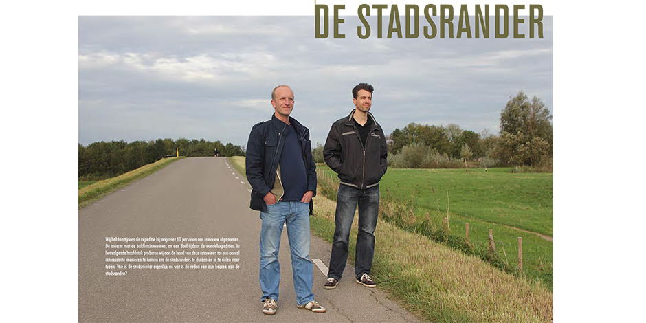 Expeditie stadsranden