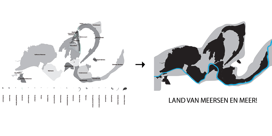 """Onthaalplan """"Land van meersen en meer"""""""