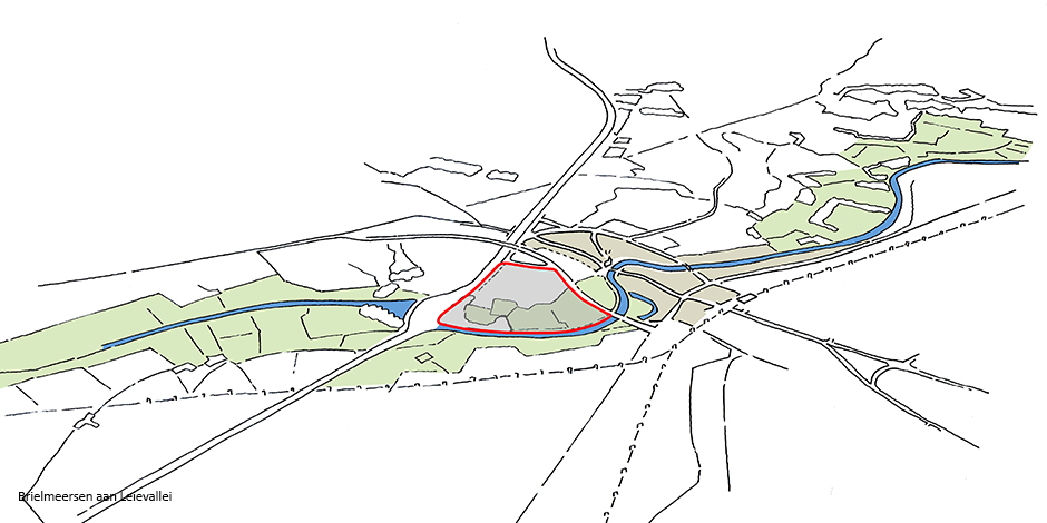 Masterplan Brielmeersen