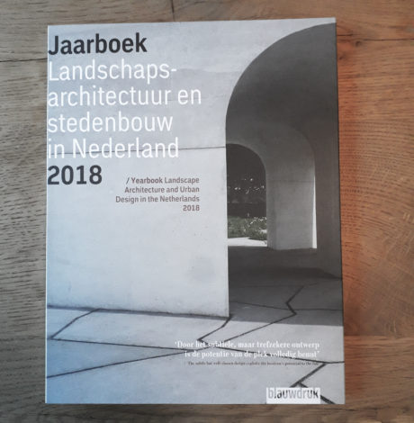 LAMA in/op Jaarboek Landschapsarchitectuur en Stedenbouw NL