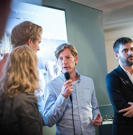 Lancering Manifest en Opening tentoonstelling De Amsterdamse Scheggen!