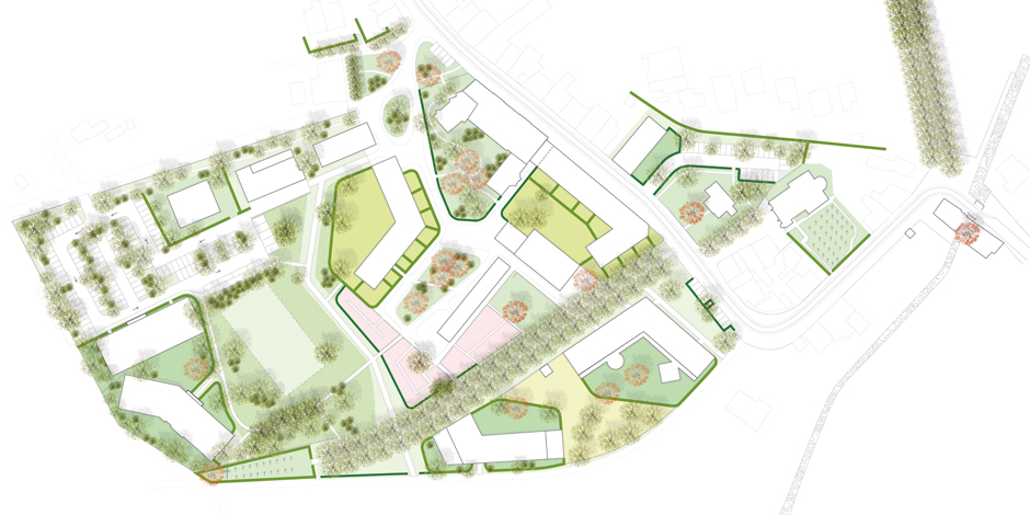 Masterplan MPI en scholen Oosterlo